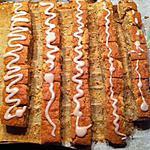 recette Petits biscuits en Pain d'épice