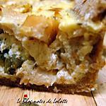 recette Quiche moelleuse et light au thon, câpres et philadelphia