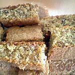 recette gâteau espagnol aux amandes,noisettes et zestes d'agrumes!
