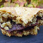 recette Croustillant au chocolat et flocons d'avoine