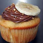 recette Cupcakes Nutella Banane