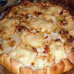 recette tarte rustique façon raclette