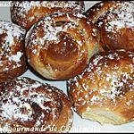 recette Ensaimada  (Brioche des Baléares)