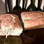 recette Mon premier cake (citron-pavot)