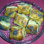 recette Bouchées fromagères