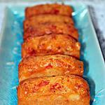 recette Mini-cakes de poulet à la mexicaine