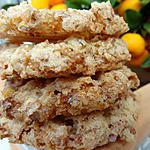 recette Craquants caramélisés aux noix