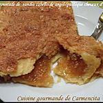 recette Croustade de sandia cabello de angel ( pastèque de cheveux d'ange)