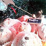 recette Truffes au biscuits rosé de reims
