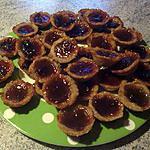 recette Mini Tartelettes