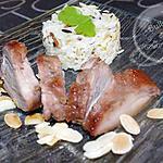 recette Filet mignon de porc laqué au miel... Pas seulement mignon !