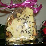 recette sablés aux vermicelles de chocolat (noël)