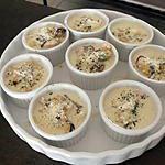 recette Mini gratin de fruits de mer