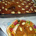 recette Gateau de sucre à la Grecque...........