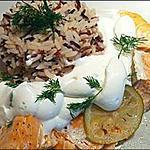 recette Saumon vapeur et sa chantilly de citron vert