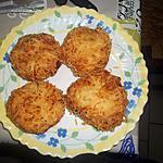 recette croquettes de pommes de terre maison