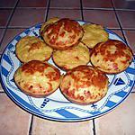 recette Petits cakes au saumon