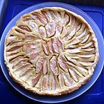 recette tarte aux pommes rapide