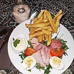 recette assiette anglaise et frites maison