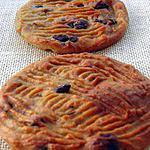 recette Gateau de Patates Douces  aux Pépites de Chocolat (ile de la réunion)