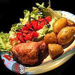 recette Poulet aux Patates à l'Actifry (ou à la cocotte) !