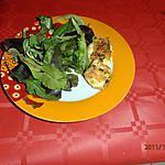recette croustillant de vieux pané aux herbes