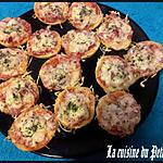 Mini-Pizza Rapide et facile !