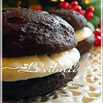 recette Biscuits-sandwichs au chocolat