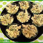 recette Verrine du printemps rapide/fond de placard