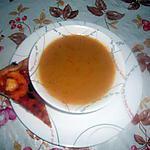 recette soupe de légumes au poulet