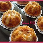 Gâteaux au lait en poudre grillé