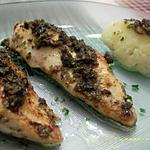 recette filets de poulet sauce tapenade