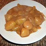 recette Pommes de Terre en Ragoût....