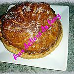 """recette galette frangipane """"Ladurée"""""""