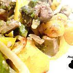recette Salade mangue avocat