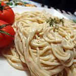 recette Sauce alfredo sans compromis