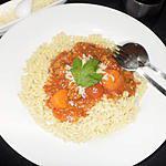 recette pates(spirelli) à la bolognaise maison