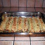 recette Cannellonis aux deux viandes