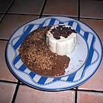 recette Entremets au chocolat blanc