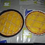 recette tarte à la crème maison