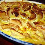 recette Clafoutis classique aux pommes