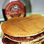recette Pancakes au citron