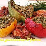 recette Purée à l'anchois en robe rouge ou verte