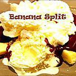 recette Banana Split