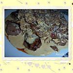 recette Noisettes de chevreuil aux marasmes d'oréades