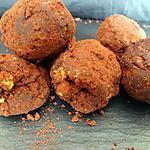 recette Truffes chocolat-spéculoos