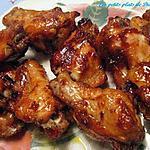 recette Ailes de poulet bar-b-q