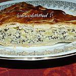 recette galette des rois pommes poires et pavot