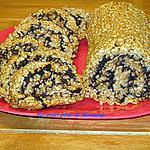 Gâteau roulé aux rices krispies