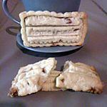 recette Biscuits fondant aux noix de pécan